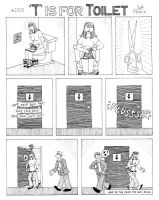 T Is For Toilet by EmperorNortonII
