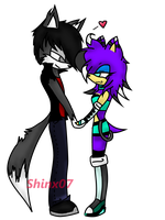 .:PC:. cant Look away from you by Shinx07
