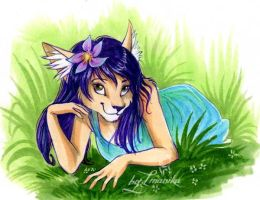 Summer dream by Imanika