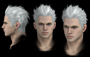 Vergil W.I.P by XXMAUROXX