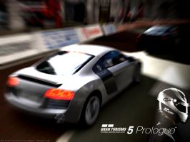 Gran Turismo 5 -prologue- by EvannGeo