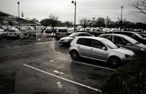 Car Park by justanotherdood