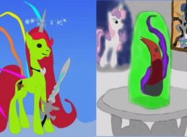 Findin Sombras Horn by daylover1313