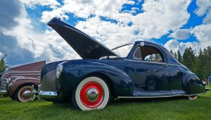 1940 Lincoln Zephyr by tundra-timmy