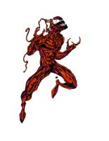 Carnage Colours by ParisAlleyne