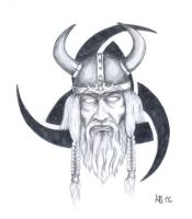 viking triplehorn by POGOtheCLOWN