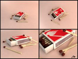 matchbox in 3ds with vray1.50 by omerty
