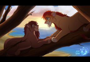 In Your Eyes - Prize by kohu-arts