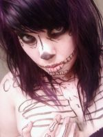 orig day of the dead me by booraven