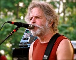 Bob Weir Furthur by WriteOnRed