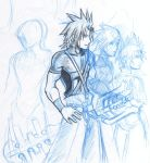 Kingdom Hearts-Birth By Sleep by arvalis