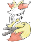 French Braixen by do-it-yourself