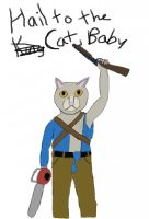 Hail to the Cat, Baby OilPast by Indel