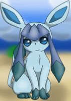 Glaceon by SirNorm