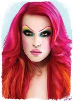 Jeffree Star by Darey-Dawn