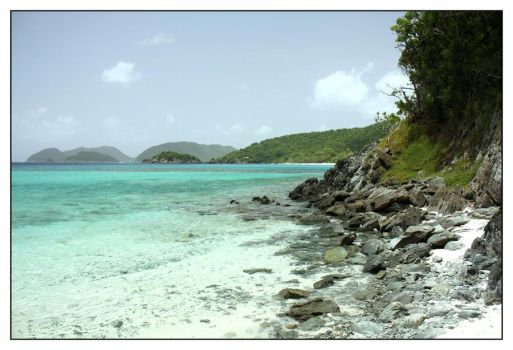 St. John Beach by Sparten