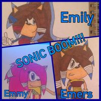 Emily Emers Emmy BOOMED by emerswell