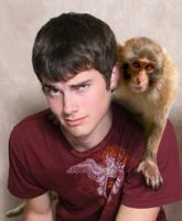 Monkey and me by jss743