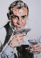 Bond... James Bond by PeagreenPetticoat