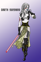 Darth Sunshine - Jarael by Ahnirr