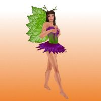Faerie Outfit by SweetAmorito