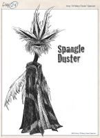 Spangle Duster by cephaloneiric