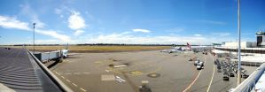 Christchurch Airport 1 by ThEReAlWaZzAr