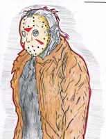 Horror Icon: Jason Voorhees by AVGK04