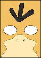 Psyduck by JordenTually