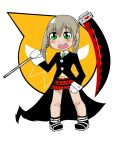 Maka from Soul Eater by Mizers