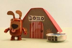 Domo animal costumes (dog) by ChrisGritti