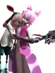 Female mangle x Male Mangle PNG by NinditaSiAger2