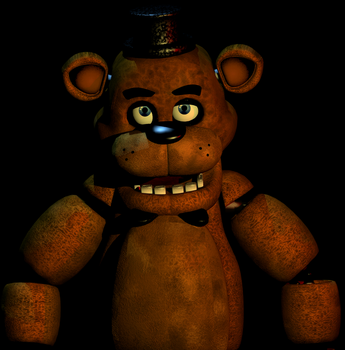 C4D|SuperTexturePack|Freddy Textures *Improved* by YinyangGio1987