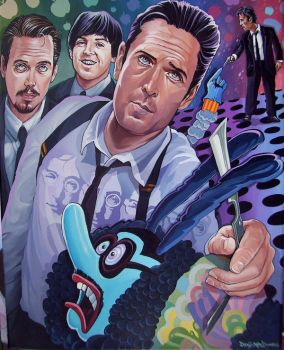 'One Bad Apple' by davidmacdowell