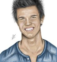 Taylor Lautner by Jennsan89