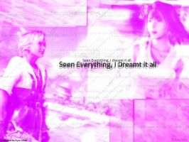 Seen everything, Dreamt it all by R3TSU