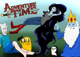Adventure Time by SydneyNicole