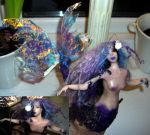 OOAK - Deepwater Mermaid by MirielDesign