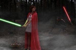 Padawan  Red Riding Hood by Dragon-Kiss