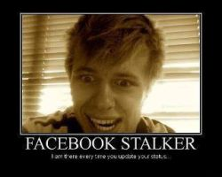 Facebook Stalkers by kaihim