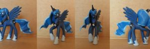 Princess Luna Blind Bag Custom by atelok