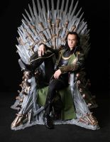 Loki, True King by Teenageher0