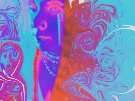 Psychedelic Contemplation. by Trippy-CS