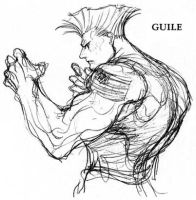 Guile by FabyLeon
