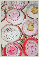 Cute Cupcake Batch by Forteresse