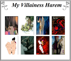 My Villainess Harem by Match25