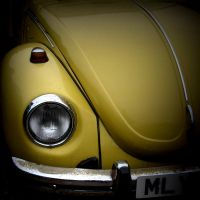 Vintage car - colour version by lostknightkg