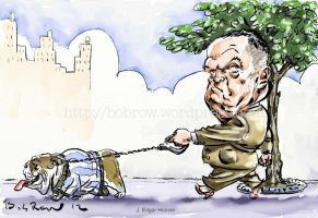Edgar Hoover by BobRow