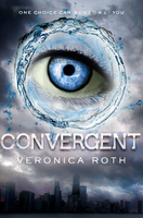 Convergent by Veronica Roth by 4thElementGraphics