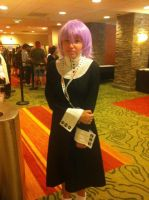 Crona Cosplay -First Look- by DevanTheNoob